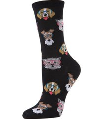 memoi professor dogs women's novelty socks