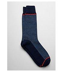 jos. a. bank herringbone socks, 1-pair