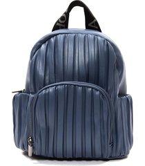 mochila azul tropea fabrizia