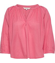 erdonaepw bl blouse lange mouwen roze part two