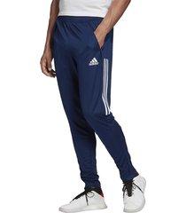 pantalón azul adidas condivo 20