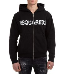 dsquared2 rick & morty hoodie
