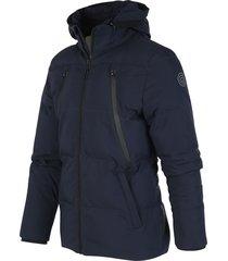 blue industry obiw19-m52 jacket navy blauw