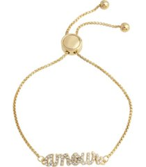 jessica simpson amour slider bracelet