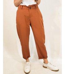 pantalón suela montjuic slouchy