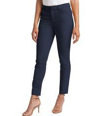 pantalon skinny ankle mujer azul gap