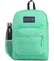 jansport tropical cross town backpack