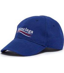 presidential logo embroidered baseball cap