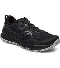 xodus 10 shoes sport shoes running shoes svart saucony