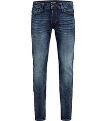 jack & jones plus size jeans blauw slim fit