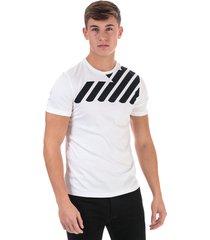mens shoulder eagle t-shirt
