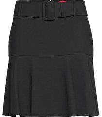 retia kort kjol svart hugo