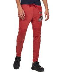 g-star raw men's slim-fit moto pants, created for macy's