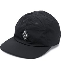 a-cold-wall* embroidered logo baseball cap - black