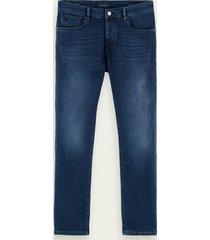 scotch & soda skim super slim fit jeans —treasure trove