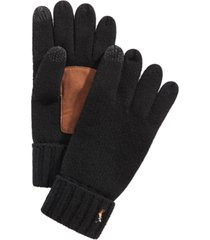 polo ralph lauren men's cold weather touch glove