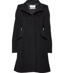 coat wool yllerock rock svart gerry weber edition