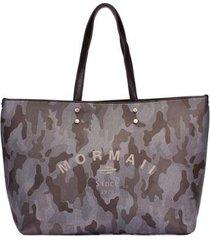bolsa mormaii shopping bag feminina