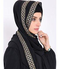 sciarpe di scialli di preghiera islamico hijab arabo musulmano del foulard di pianura delle donne del foulard musulmano delle donne