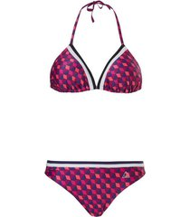 tweka beach bikini set triangle