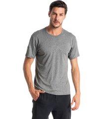 camiseta masculina manga curta fred