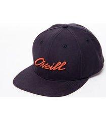 gorra azul o´neill retro curvo