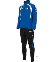 hummel polyesterpak 'team' purmerland 026158 blauw