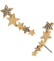 jessica simpson celestial star crawler earrings