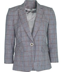 blue schoolboy dickey jacket