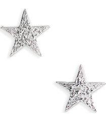 women's gorjana star stud earrings