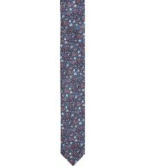 krawat winman niebieski classic 203