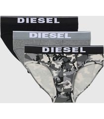 diesel slips fresh-bright camouflage 3-pack