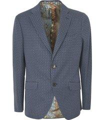 etro all-over printed blazer