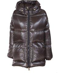 herno glossy down jacket