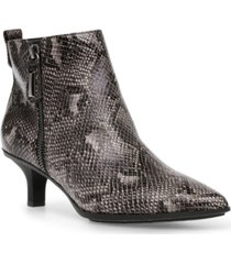 anne klein women's rosey booties