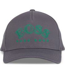 boss men's double-twill cap