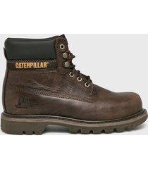 caterpillar - buty wysokie