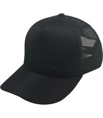 bone artseries trucker preto assinatura