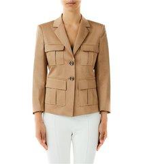 blazer liu jo giacca sahariana