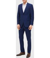 traje executive color azul trial