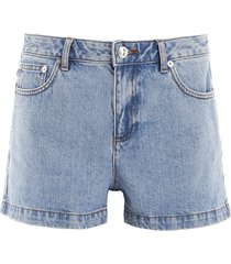 a.p.c. denim shorts