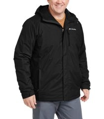 columbia men's big and tall tipton peak insulated jacket