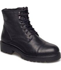 kenova shoes boots ankle boots ankle boot - flat svart vagabond