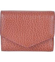 maison margiela rear stitched logo wallet