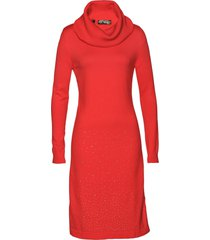 abito in maglia (rosso) - bpc selection