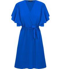 florence jurk kobalt