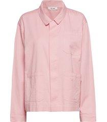 flo shirt overhemd met lange mouwen roze nué notes