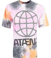 mcq alexander mcqueen global network t-shirt