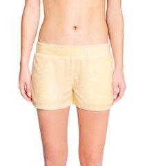 women's pj salvage beach bound terry shorts