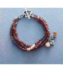 sundance catalog women's heart's desire bracelet